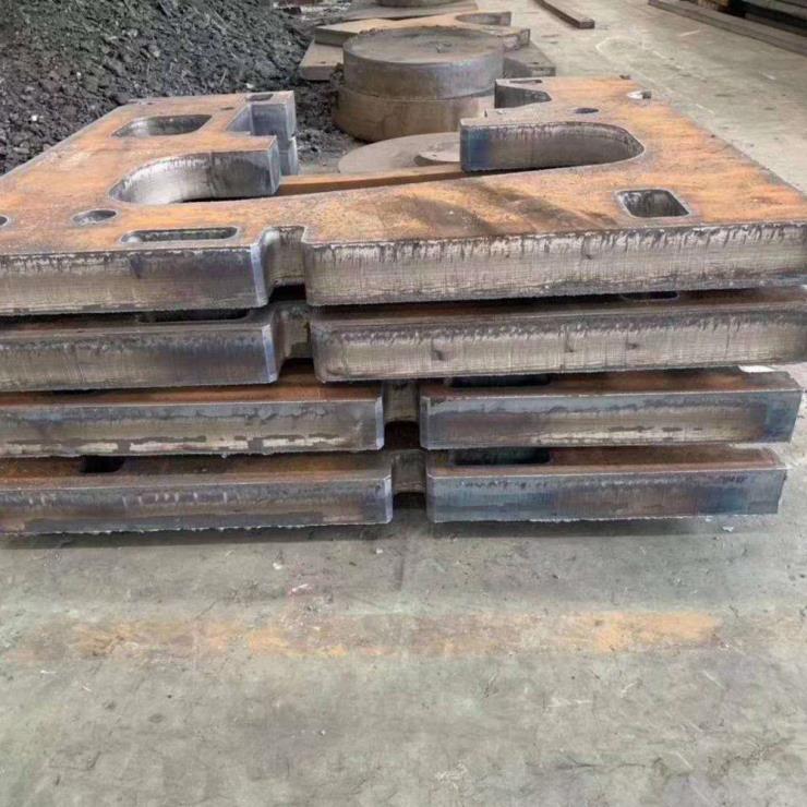奎文区碳板钢板切割零割下料
