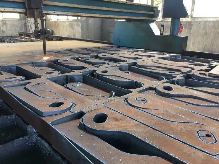 杭州中厚钢板切割特厚钢板零切全国配送到厂