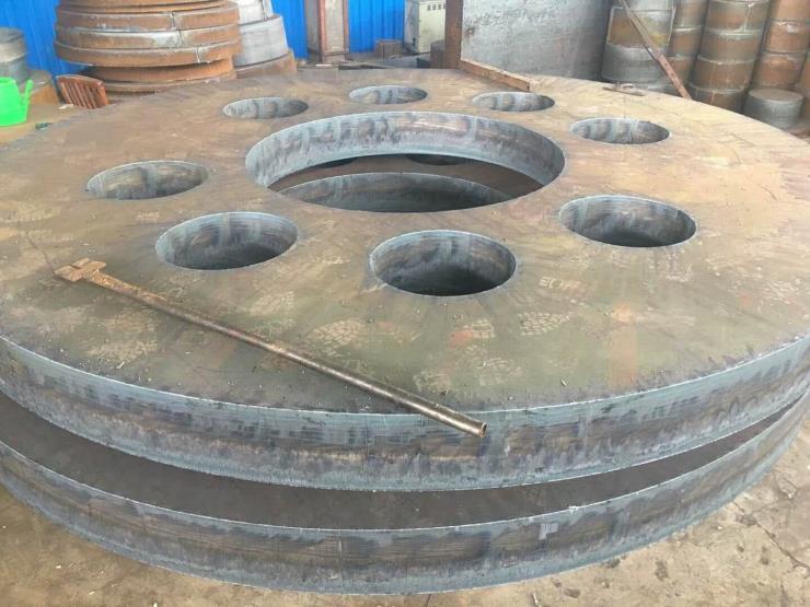 16mn锰钢板切割下料45号碳板q235b中厚板切割