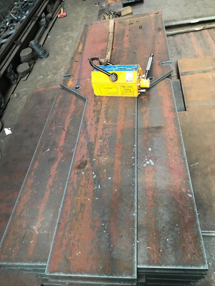 钢板切割下料q235b q345b 45号碳钢板切割