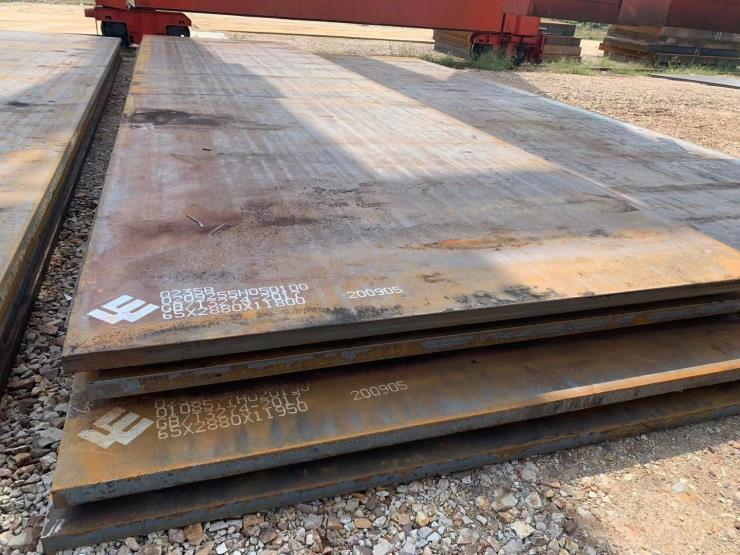 钢板材现货零售切割全国配送到厂材质丰富有保证