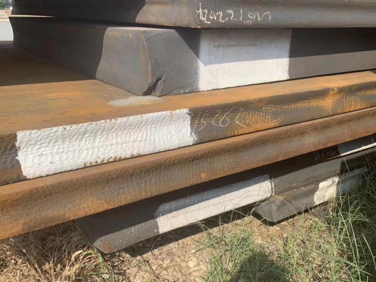 垦利县Q550高强度钢板切割
