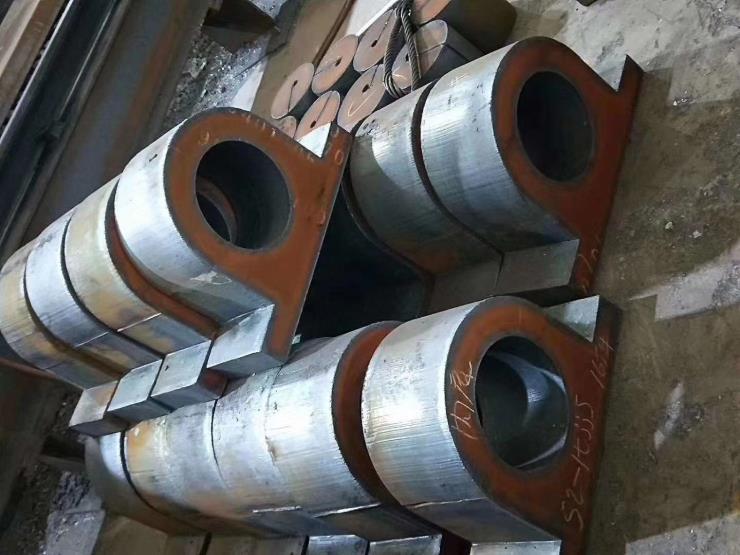 福山区6-25mm无磁耐磨钢板mn13