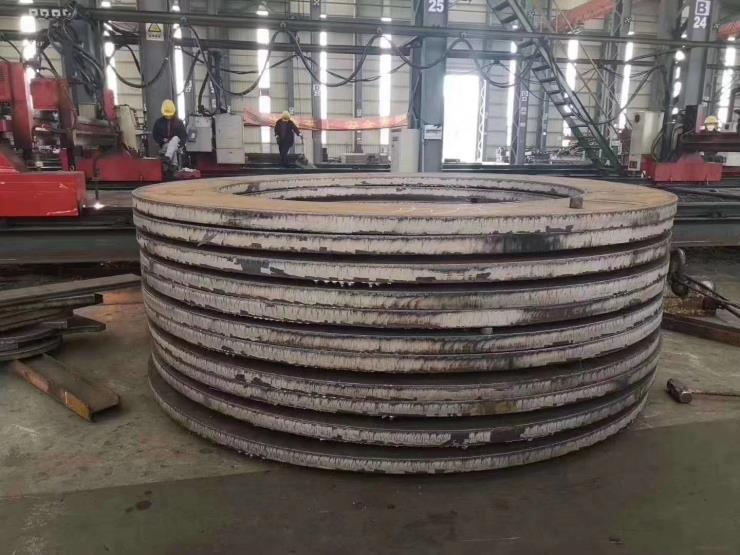 钢板切割45号碳素结构钢 Q345B 低合金锰板下料