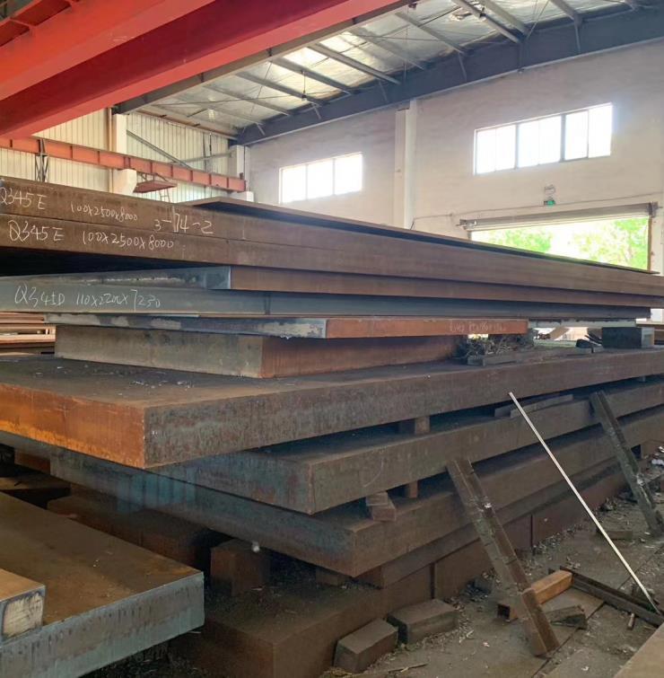 潍城区A3钢板数控切割按图下料