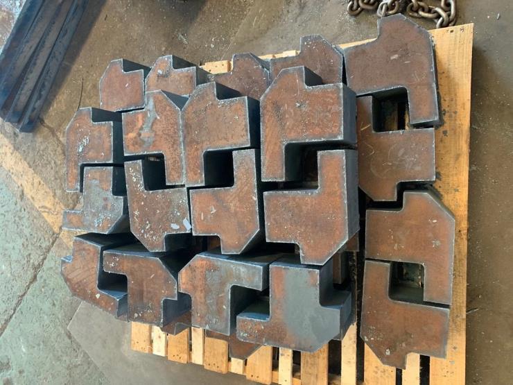 沙河口区钢板切割异形件按图下料