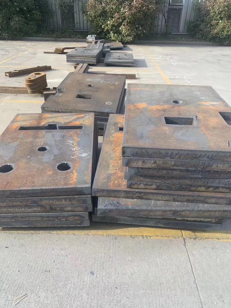 钢板毛料切割厂现货定做批发数控切割机