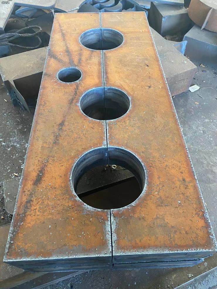 宁波钢板切割厂家中厚板切割下料按图按尺寸零切定制
