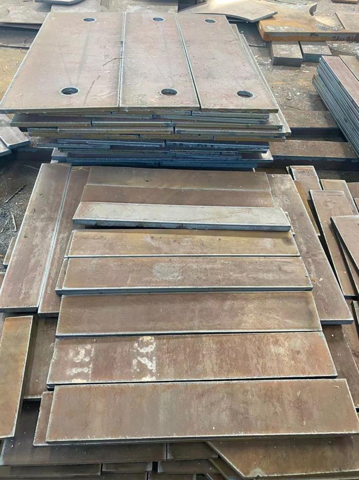 q345r容器板切割厂家 钢板零切下料