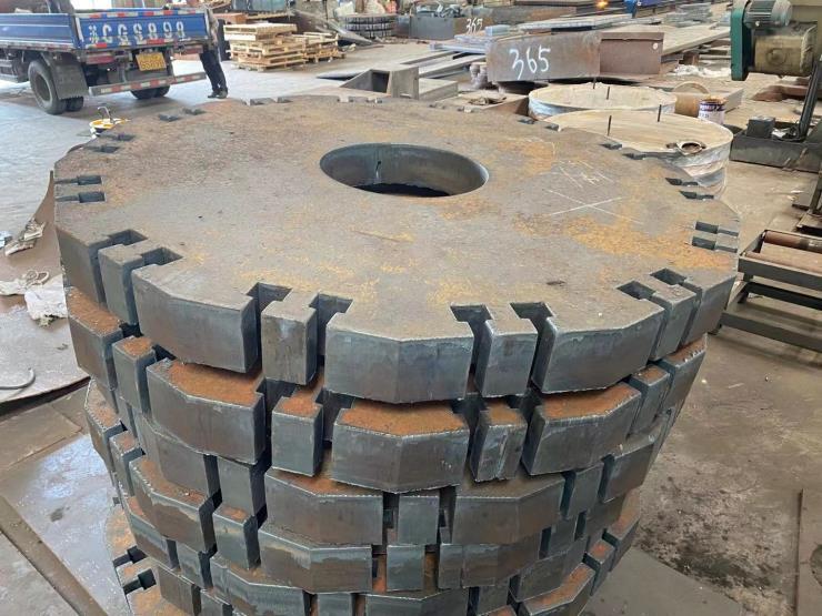 Q235B Q355B 45# 中厚钢板切割按尺寸定