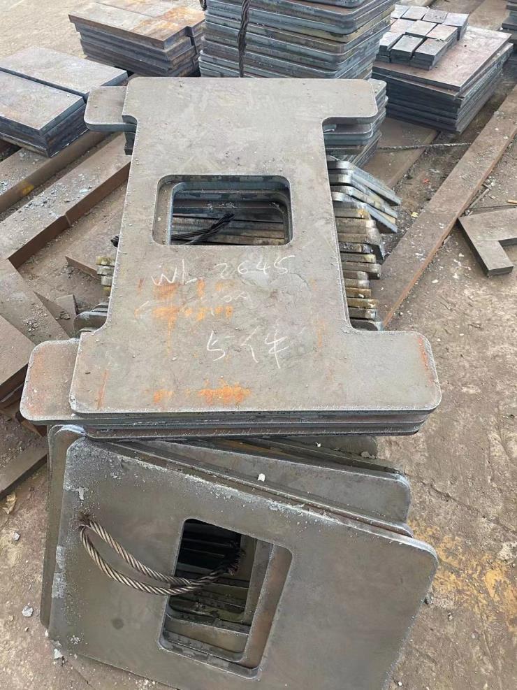 嘉兴中厚钢板Q235B Q345B 45钢 容器钢板