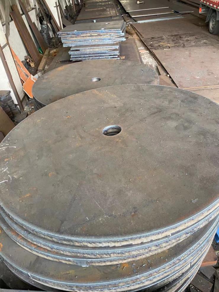 q345b低合金钢板q235b普通钢板切割q355b低合金钢板切割