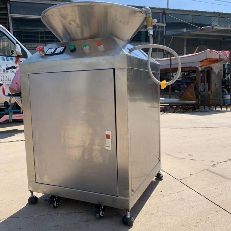 四平干湿分离机垃圾脱水粉碎机小型固液脱水机