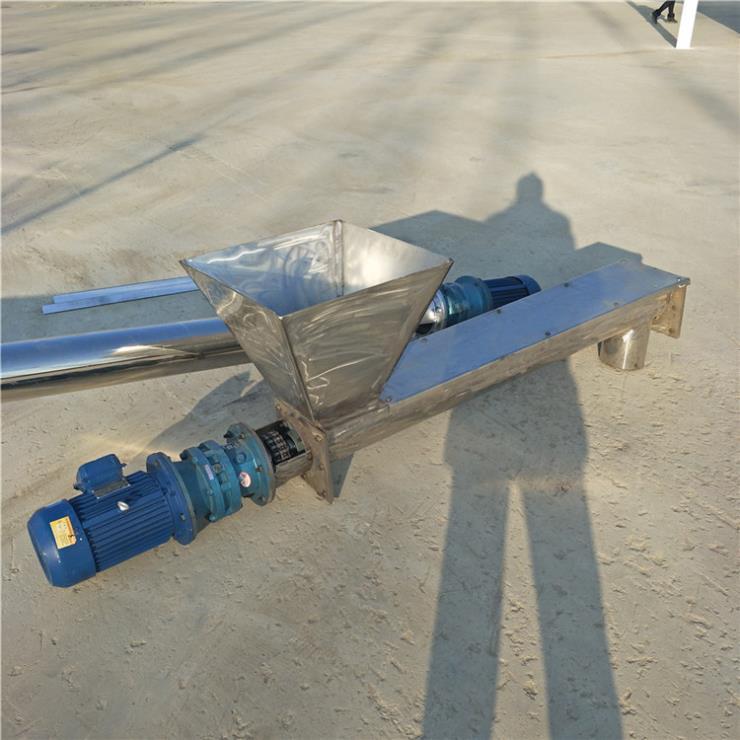 巢湖定做输送机小型提升机螺旋输送机