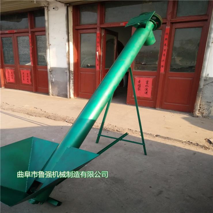 亳州小型管式提料机管式小型提升机小型给料机厂家
