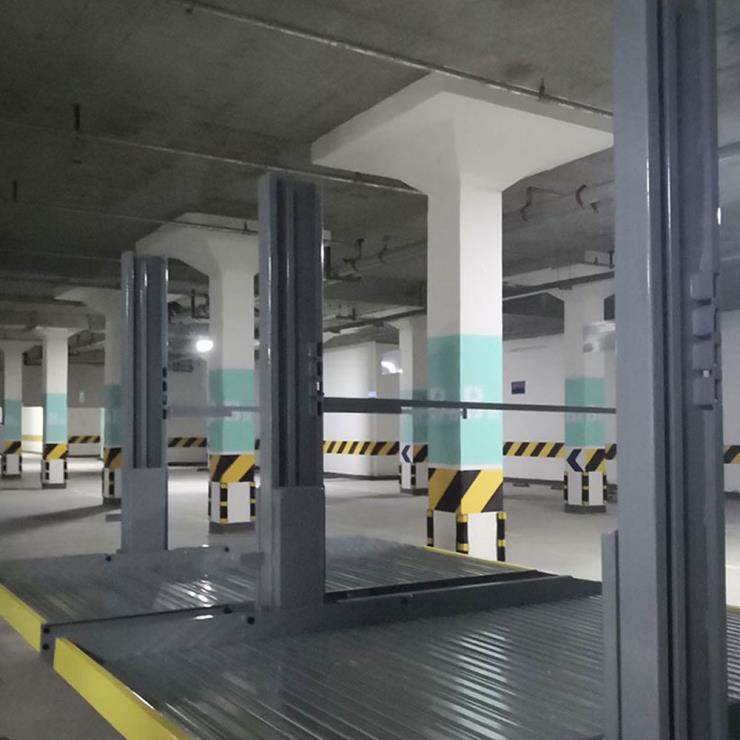 安顺镇宁停车位租赁 俯仰式停车立体车库制作