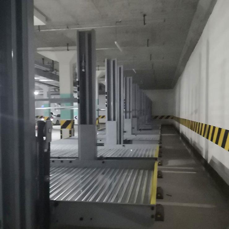 江城县停车位租赁 三层立体停车设备加工