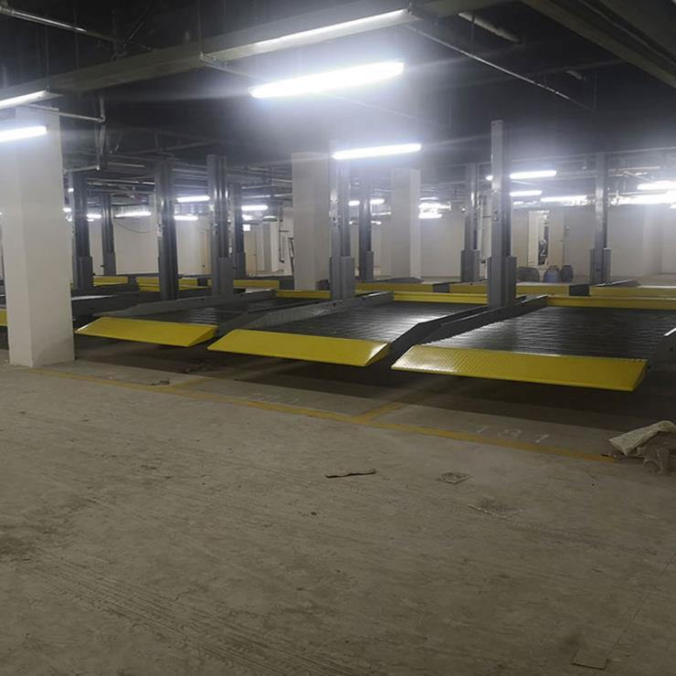 自贡市荣县停车位租赁 仓储式立体停车位制造