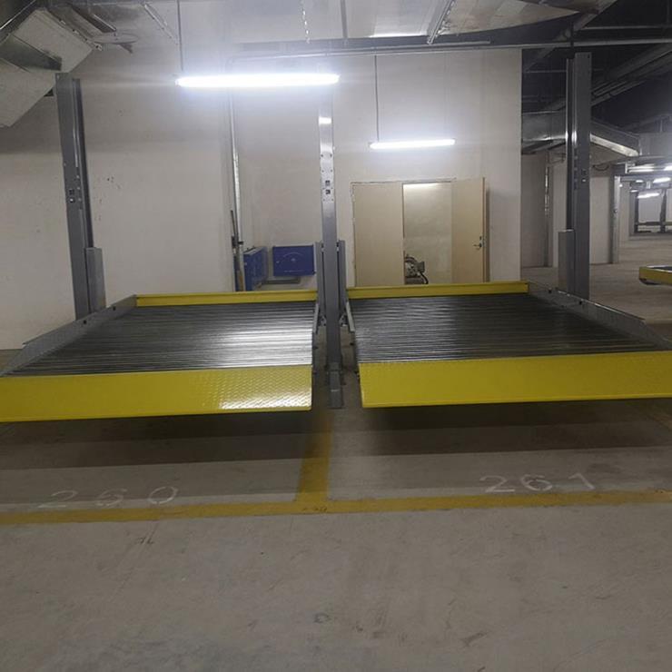 四川雨城停车位租赁 巷道堆垛式立体车位制作