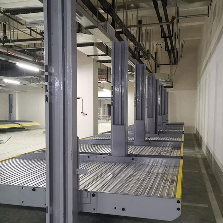 峨眉山市停车位租赁 平移机械式立体车库制造