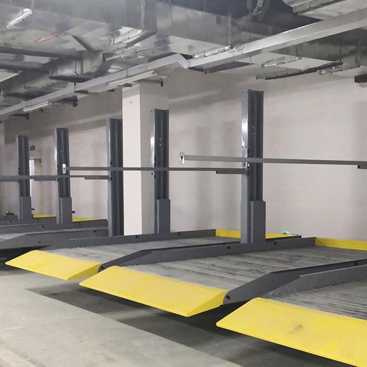 遵义仁怀市停车位租赁 循环式立体车库制作