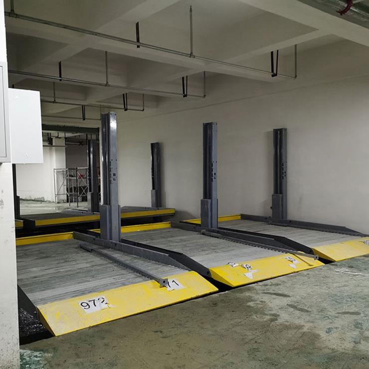 贵州石阡停车位租赁 自动立体车库制作