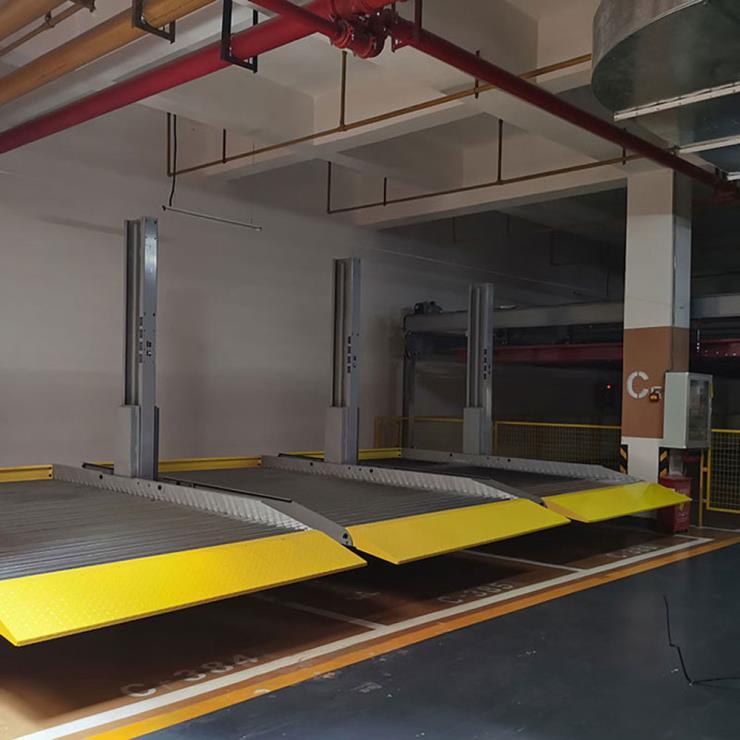 延安市延川县停车位租赁 堆垛式立体停车设备制造