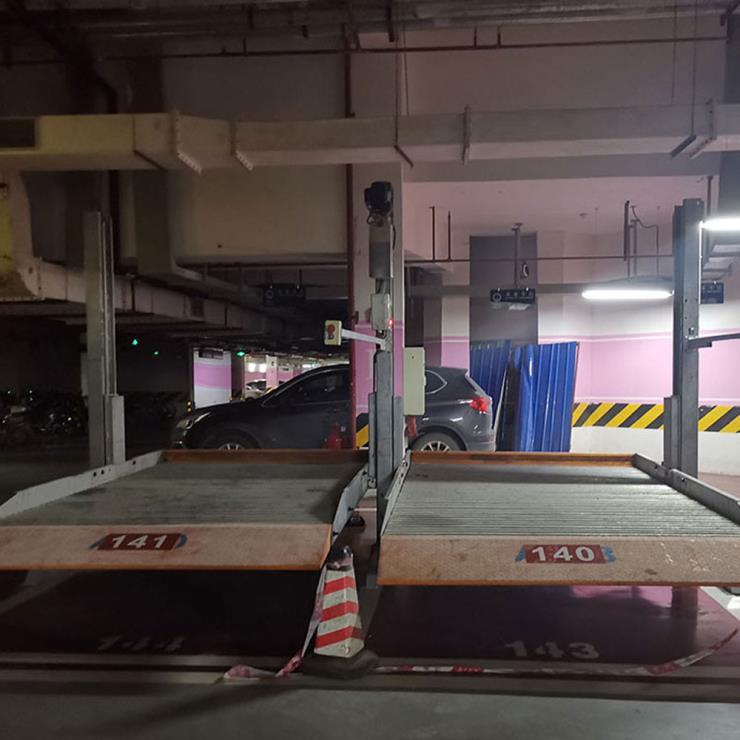 甘肅金塔停車位租賃 萊貝機械停車設備生產廠家