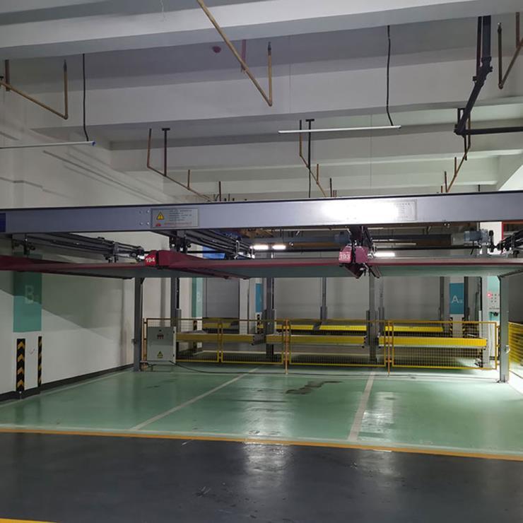 楚雄州武定停车位租赁 双层停车设备制造