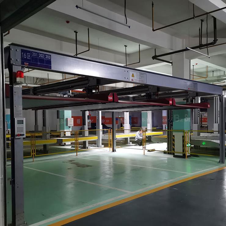 贵州省江口停车位租赁 全智能立体停车设备加工