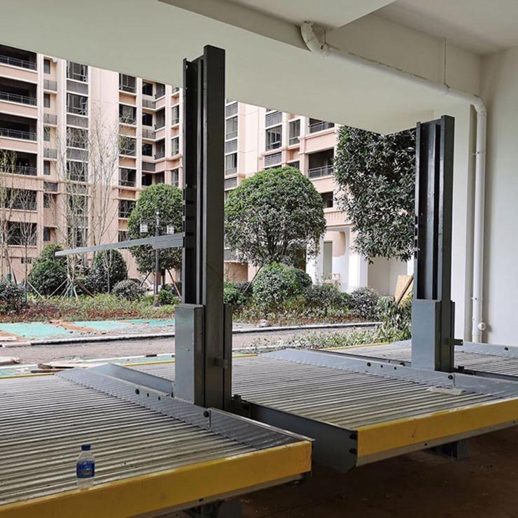 资阳市安岳县停车位租赁 自动立体车库停车设备加工