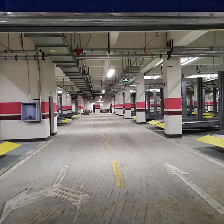 四川五通桥停车位租赁 全智能机械式停车设备制作