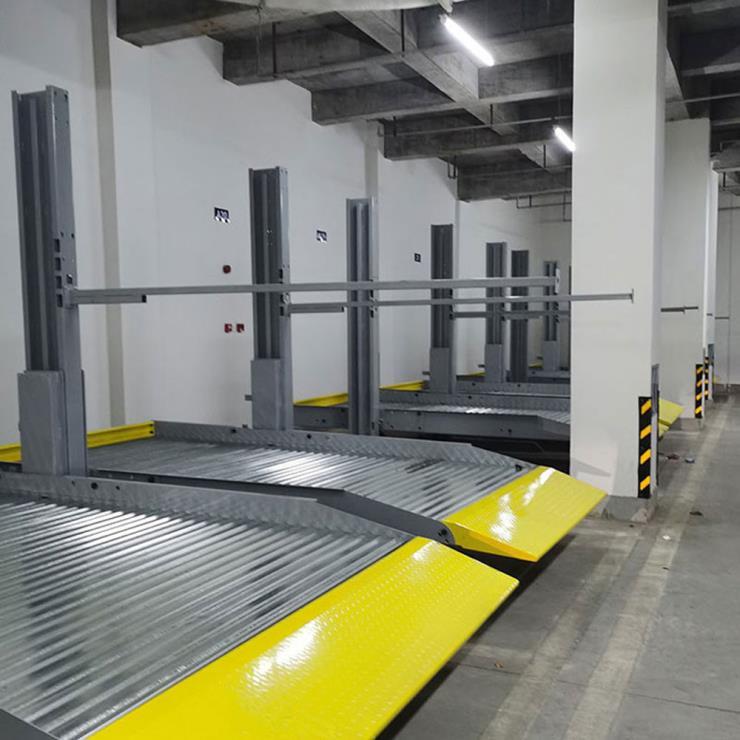 兰州城关停车位租赁 订做机械停车库制造