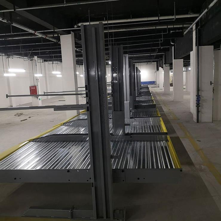 遂宁市大英停车位租赁 子母立体停车制造
