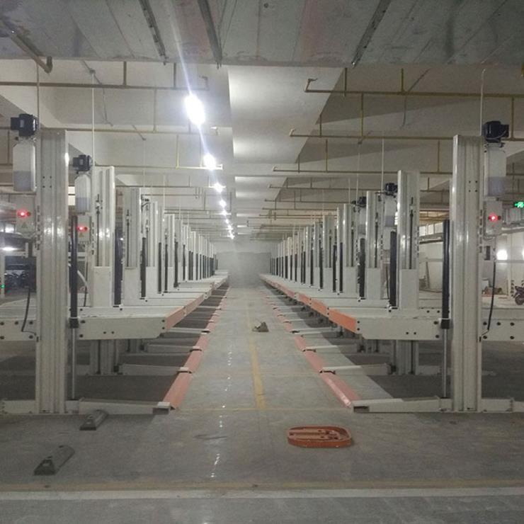 黔西南州晴隆县停车位租赁 两柱机械立体停车设备加工