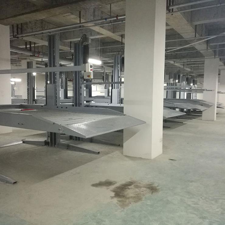 甘肃礼县停车位租赁 莱贝立体停车设备造价