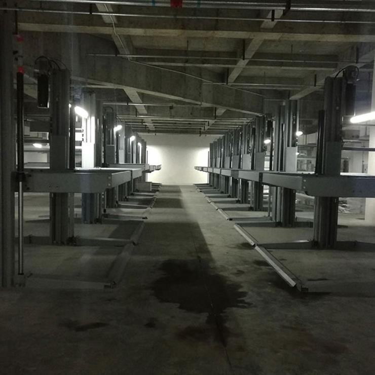 成都市停车位租赁 巷道堆垛停车制造