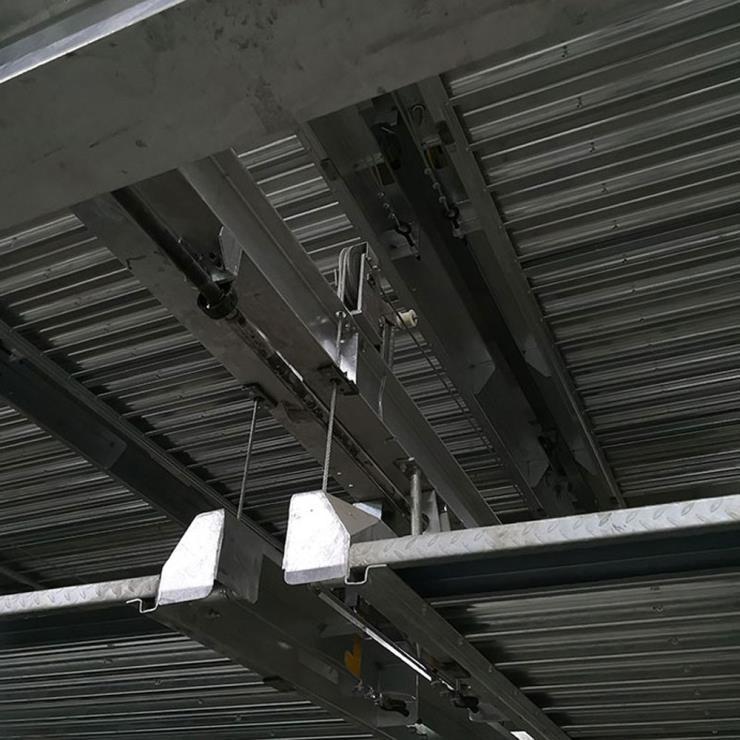 习水停车位租赁 垂直机械立体停车设备加工