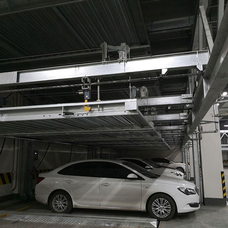 渭南潼关停车位租赁 移动式车库制造