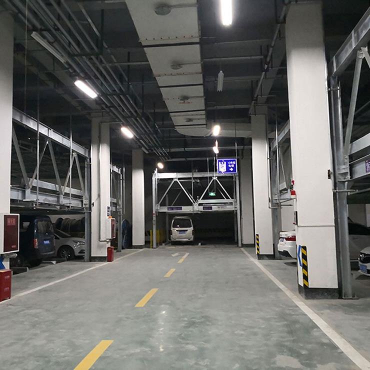 乐山沙湾区停车位租赁 地坑机械式停车位制造