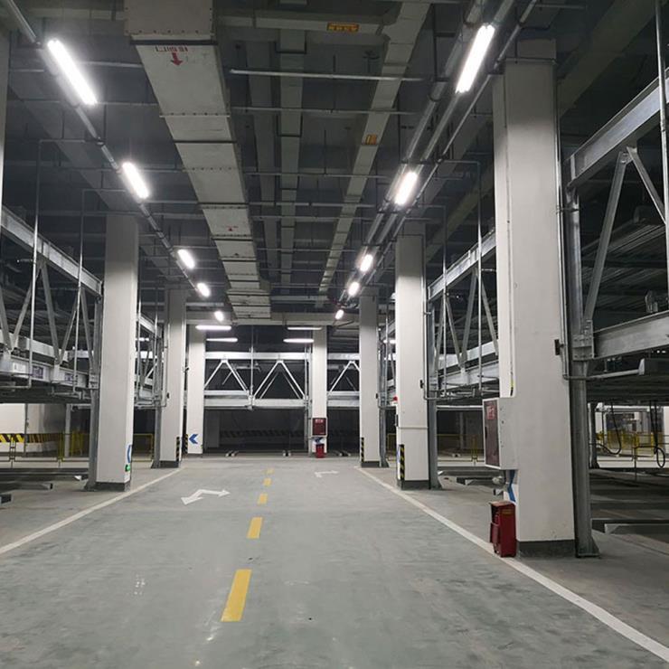 重庆市北碚区停车位租赁 莱贝停车库改造