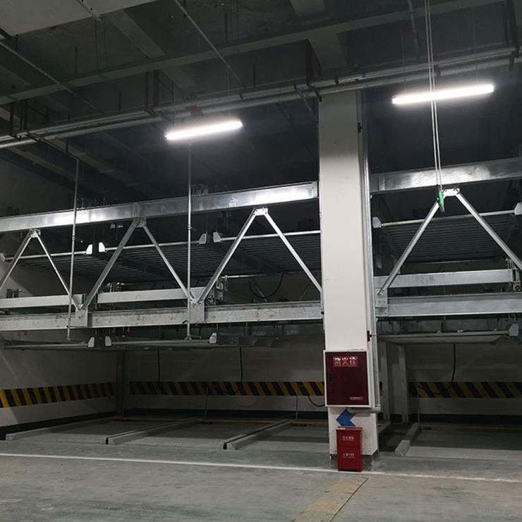 甘孜停车位租赁 链条式立体车库停车设备制作