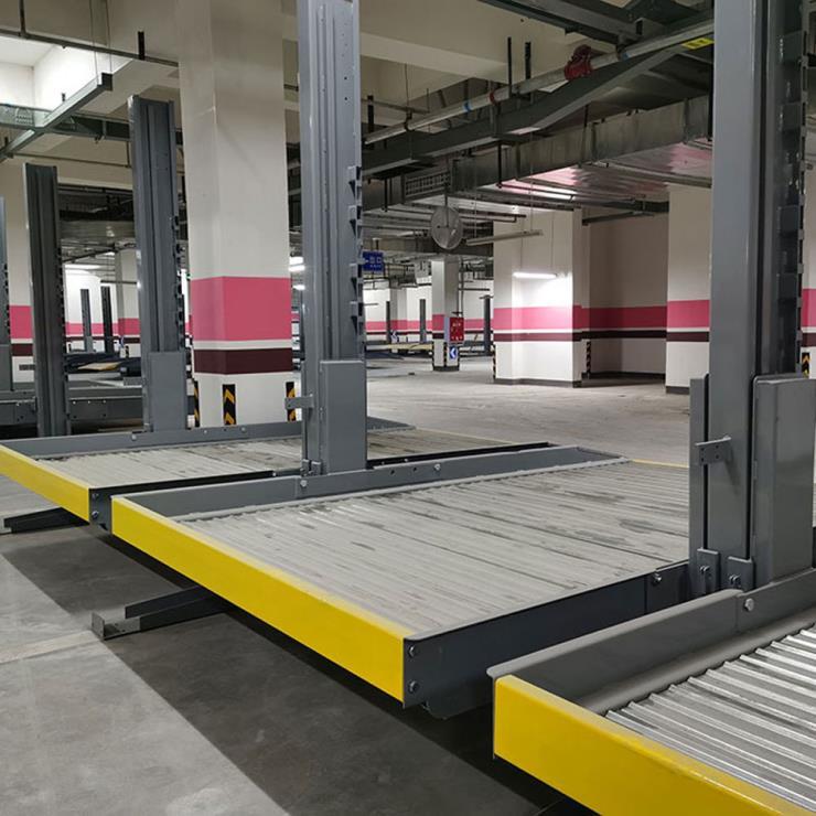 乾县停车位租赁 垂直循环式机械式停车设备制作