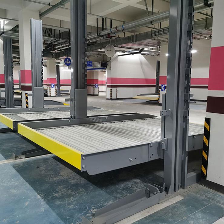 延安甘泉停车位租赁 莱贝机械式立体停车设备过规划