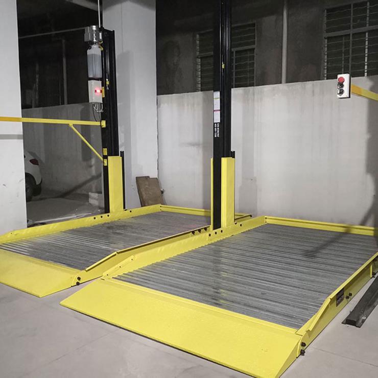 肃北县停车位租赁 莱贝机械停车库回收出租