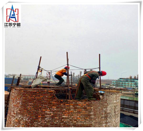 放心選擇濱州拆除磚煙筒,拆除公司