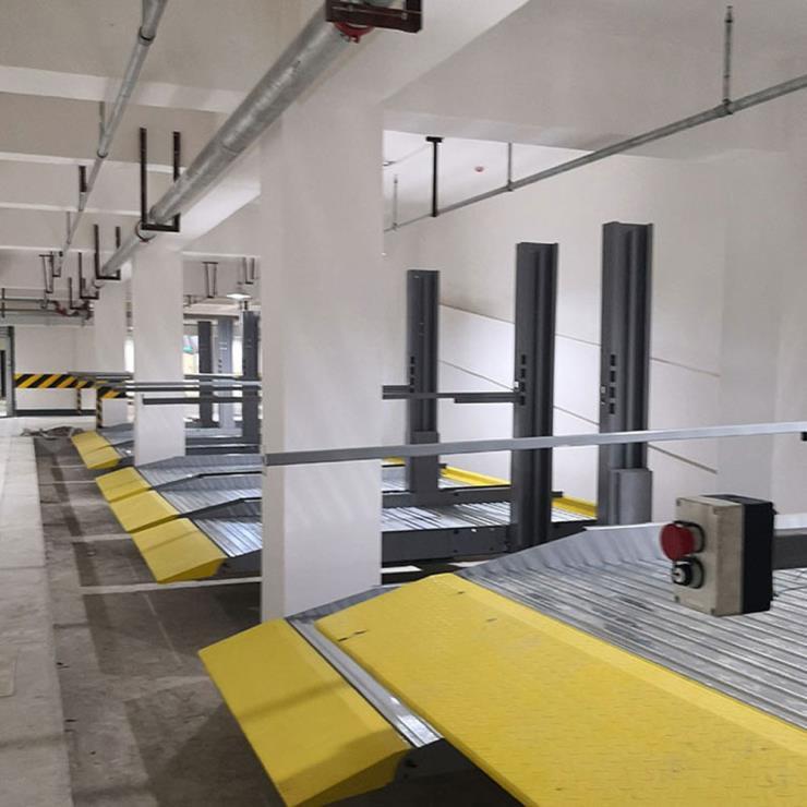 普洱市墨江停车位租赁 莱贝机械停车位安装