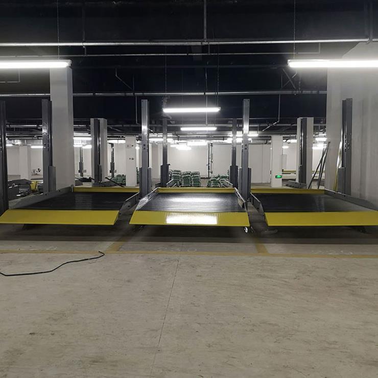 绵阳停车位租赁 两层停车制造