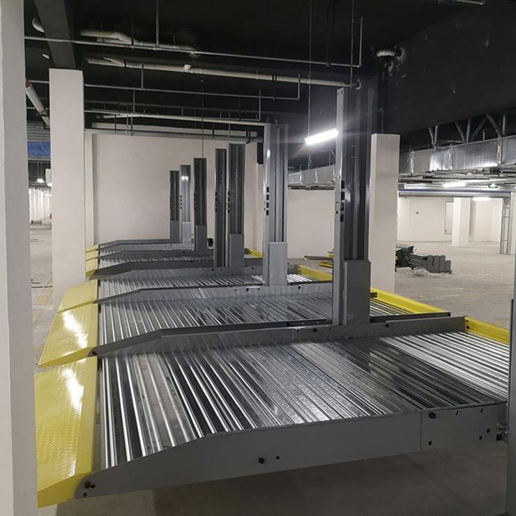 凉山布拖停车位租赁 升降横移机械停车制作
