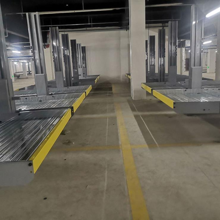 阎良区停车位租赁 莱贝停车立体车库规划验收